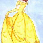 Belle – Emma Watson edition