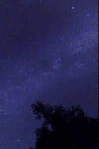 ciel nocturne nuit étoile ciel voie lactée photo de nuit photographie