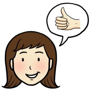 Illustration aide au langage document orthophonie logopédie ça me va ok