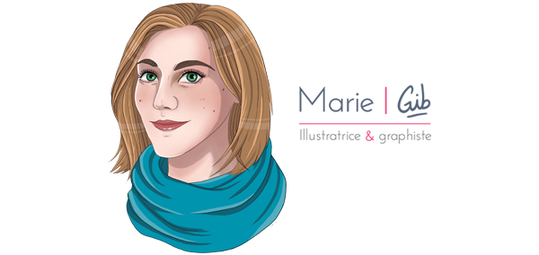Marie Roumégoux Gib Illustratrice Graphiste