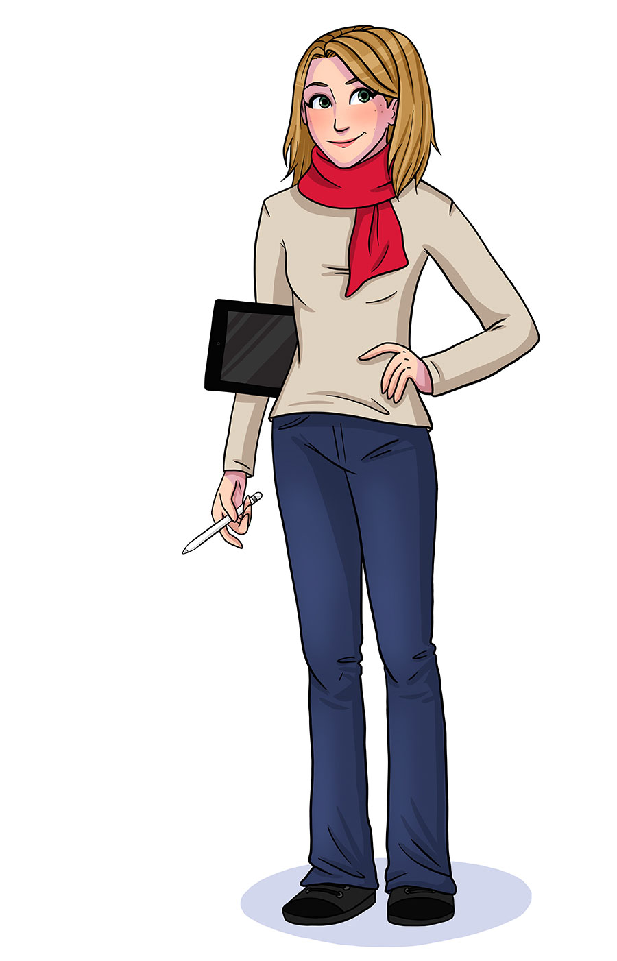 marie roumégoux gib illustrattrice graphiste l'ébullition créative