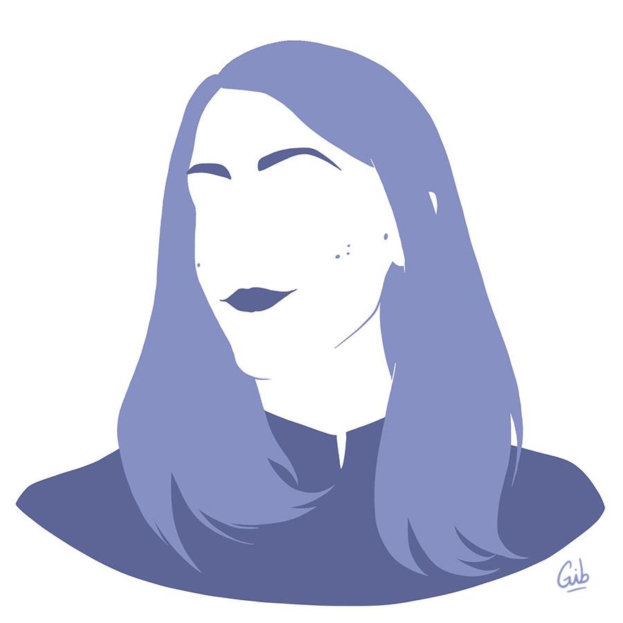 illustratrice toulouse marie roumégoux gib mariegib.art
