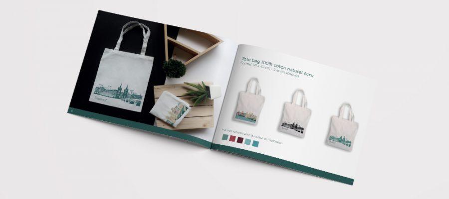 Catalogue Textile bayonne